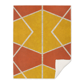 Geometric color shapes