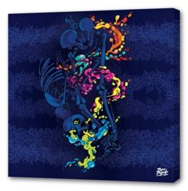skeleton dark-pop colors 3