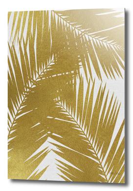 Palm Leaf Gold III