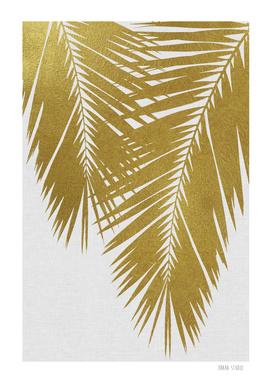Palm Leaf Gold II