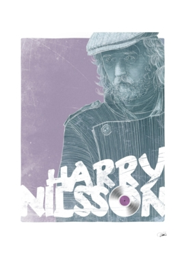 Harry Nilsson Poster