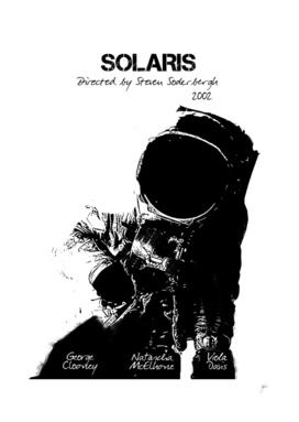 Solaris by Steven Soderbergh