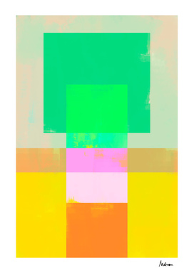 Abstract Geometry No 9