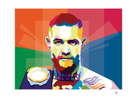 WPAP Conor McGregor