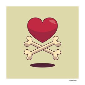Bone up on love