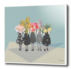 flowery girls