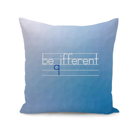 Be Different Typography Design