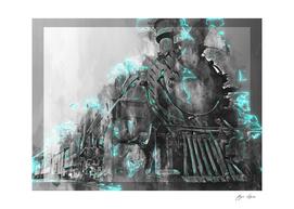 Train 2 Locomotiv