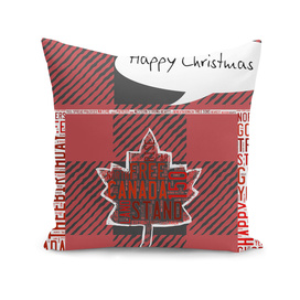 Canadian Flag Christmas