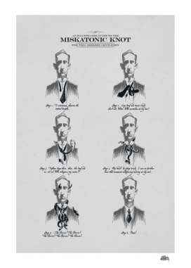 How to Tie a Miskatonic Knot