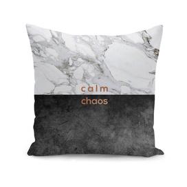 Calm Chaos Copper
