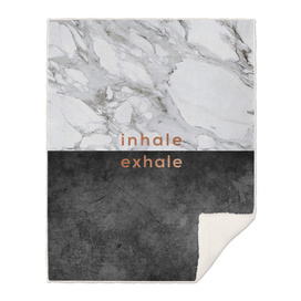 Inhale Exhale Copper