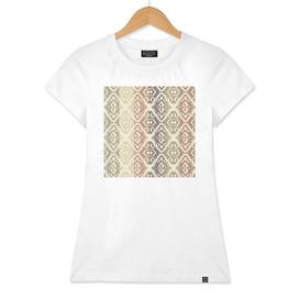 Kilim Tapestry Illusion Print
