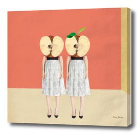 twin apple