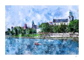 Cracow art 20 Wawel