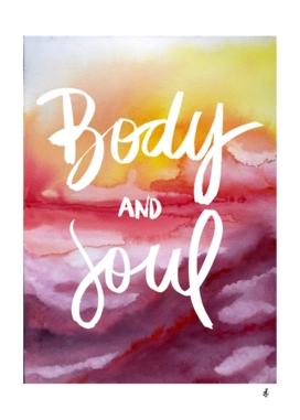 Body & Soul [Collaboration with Jacqueline Maldonado]