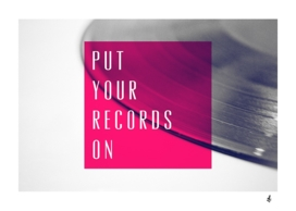 Records Pink
