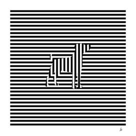 Dog Stripes