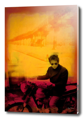 Dylan On A Rothko 650