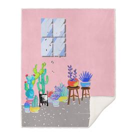 cactus garden - illustration 4