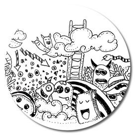 Sketch 48 - Doodle