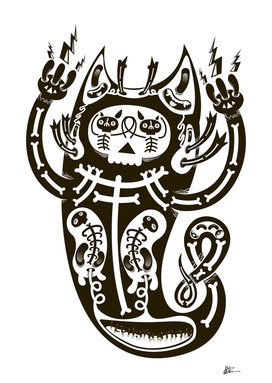 Dark Ones - Bones King