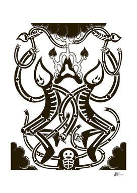 Dark Ones - Bones We Jump