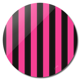 Rose stripes, abstract canvas