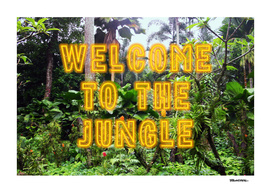 Welcome to the Jungle - Neon