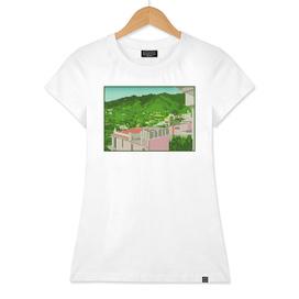 The Hillside of Corniglia