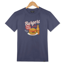 Burgers and Booze