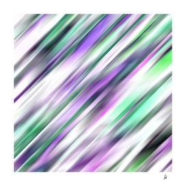 Green Purple Abstract Motion