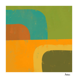 Abstract Geometry No 14