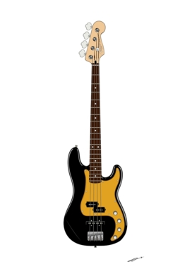 Fender Precission Bass Special