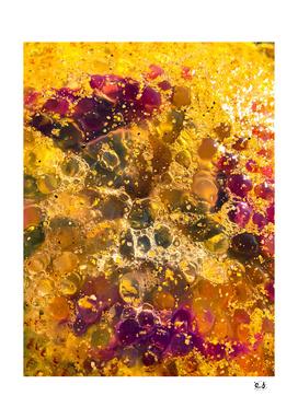 Lost Medusa Abstract Art