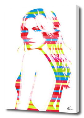 Britney Spears   Pop Art
