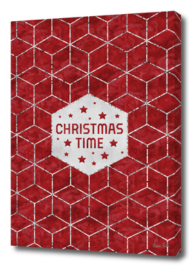 GRAPHIC ART SILVER Christmas Time