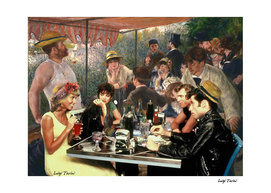 Renoir and Grease