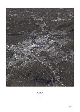 Bern City Map