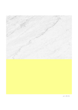 Marble and yellow