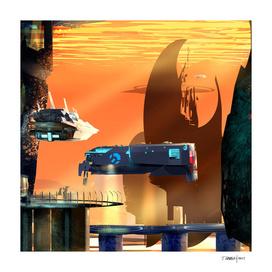 Orange Shuttles