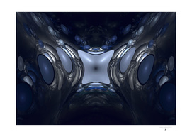 Chaos Theory: The Butterfly Effect - Digital Fractal Art