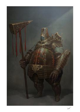Ogre a gatekeeper