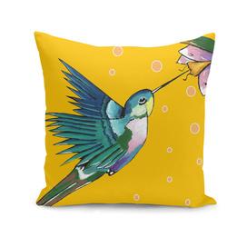 Hummingbird Yellow