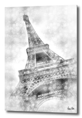 EIFFEL TOWER Dreamily | silver