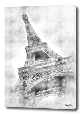 EIFFEL TOWER Dreamily | silver