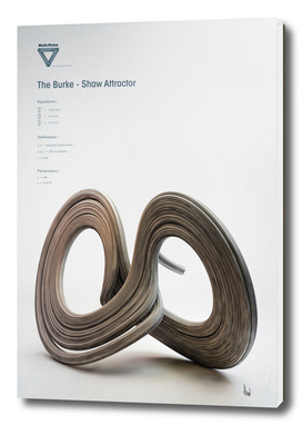The Burke-Shaw Attractor