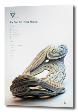 The Coupled-Lorenz Attractor