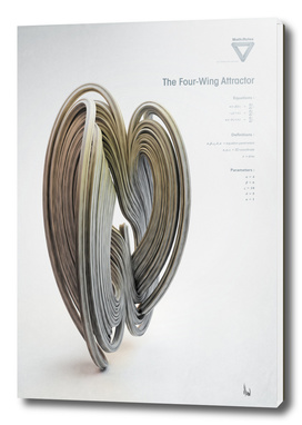 The Four-Wing Attractor