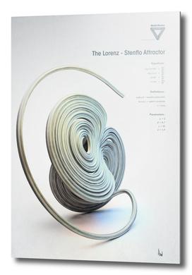 The Lorenz-Stenflo Attractor